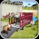 动物 动物园 运输 游戏