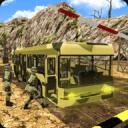 陆军巴士司机驾驶美国司令