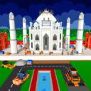 泰姬陵建筑游戏
