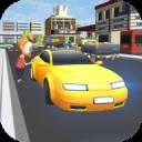 Real Car Taxi Driver : Traffic Simulator 2017 3D