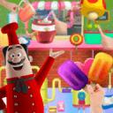 冰淇淋吧工厂:甜点烹饪