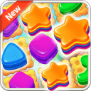 Cookie粉碎:新的3消游戏