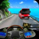 交通旅游纽约市公交车:城市道路模拟器