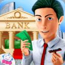 银行经理和收银员