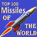 Top 100 Missiles Of The World