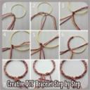 Creative DIY Bracelet Step by Step