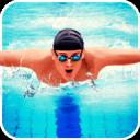 真实 池 游泳的 水 种族 3D 2017 -  好玩 游戏.