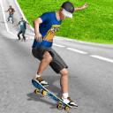 街 滑板 溜冰 游戏