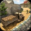 美国越野陆军货车驾驶运输游戏