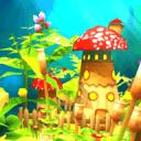 Mushroom Garden Mini Golf Deluxe