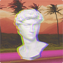 vaporwave wallpapers?GIF aesthetic backgrounds