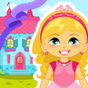 公主房装修的游戏