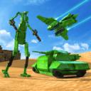 坦克机器人变压器游戏