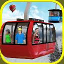 极限天空电车司机模拟器 - 旅游游戏