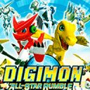 Digimon Attack Agumon Rumble Arena