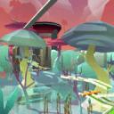 迷你高尔夫3D:科幻运动