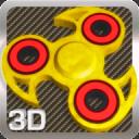 指尖陀螺模拟器3D
