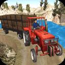 拖拉機 司機 模擬  遊戲