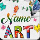 Name Editor In Style-Name Art