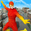 Flying Spider Superhero Rescue Mission