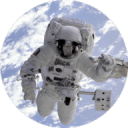 Astronaut VR Google Cardboard