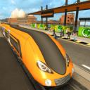 橙線地鐵列車遊戲:新的火車模擬器