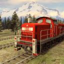 Real Train Racing Simulator 17