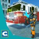 美国消防队员模拟器