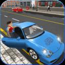 极端 汽车 模拟器: 超 豪华 驾驶