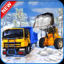 装载机和自卸卡车 - 越野货物模拟器