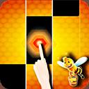 蜜蜂魔术钢琴瓷砖