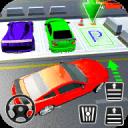 汽车 种族 驾驶 -  汽车 停車處 汽车 停車處 游戏 司机 - 汽车 停車處 游戏