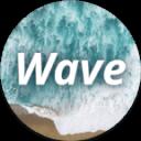 Wave - Lock screen