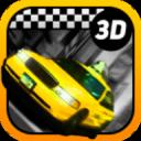 出租车司机值乘的城3D游戏