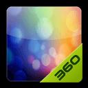 HTC Sense - 360桌面主题