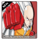 How To Draw One Punch Man Characters
