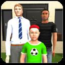 虚拟兄弟模拟器:家庭乐趣