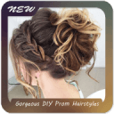 Gorgeous DIY Prom Hairstyles