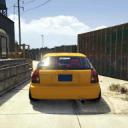 Vtec Typer Civic Sürüş