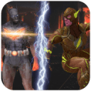 蝙蝠轻英雄犯罪战斗