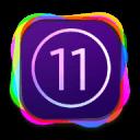 Phone X Lock Screen - IOS11 Locker style