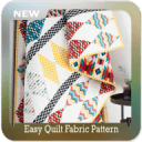 Easy Quilt Fabric Pattern