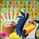 Fruit Rio Splash: Match 3
