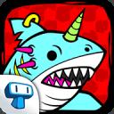 鲨鱼进化-点击游戏