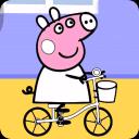 小猪佩奇交通工具