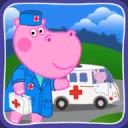 小猪佩奇医院护理