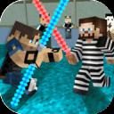 警察VS强盗生存枪3D