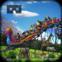 Safari Roller Coaster Ride VR