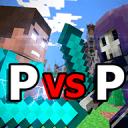 PvP地图的Minecraft