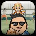 江南style網球版動態壁紙